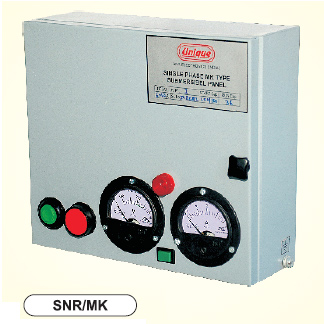 Single Phase Electronic Starter (SNR-MK)