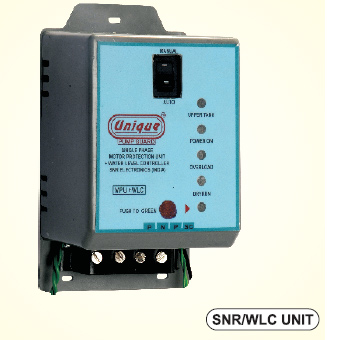 Single Phase Electronic Starter SNR-OW-WLC