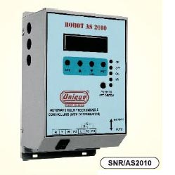 Three Phase Control Panel (SNR-AS-2010)