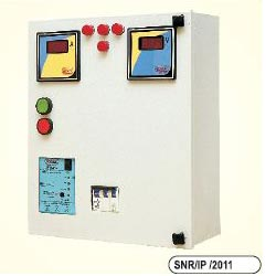 Three Phase Control Panel (SNR-IP-2011)