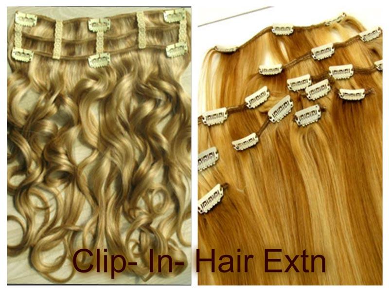 Clip In Hair Extensionsclip In Human Hair Extensions Supplier Delhi