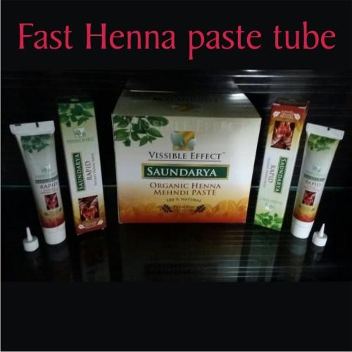 Organic Henna Mehndi Paste