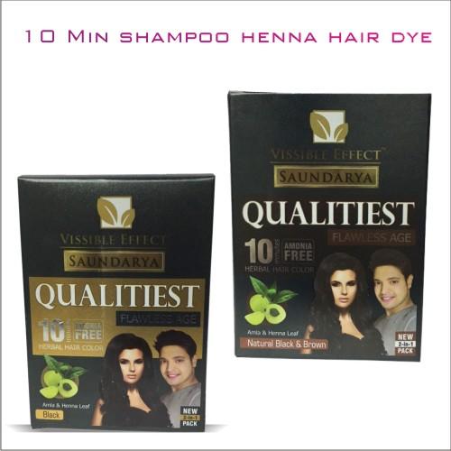 Saundarya Henna Hair Dye