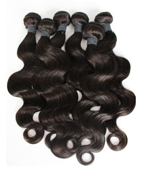 Temple Hair Extensions