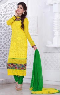 Pakistani Straight Suits