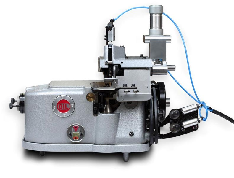 Titan Carpet Overedging Machine