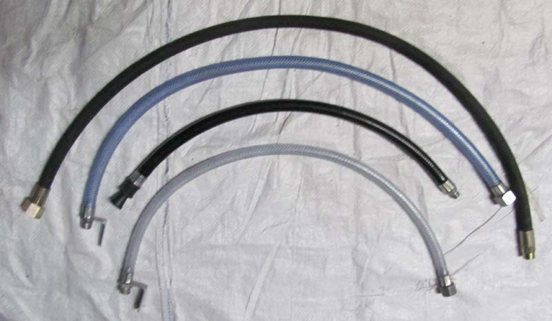 Co2 Fire Suppression System Hose