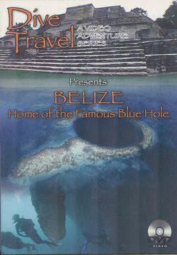 Dive Travel Belize Guide DVD