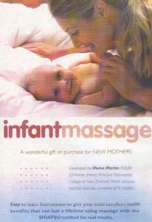 Infant Massage Guide DVD