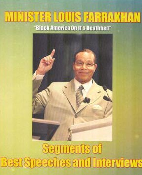 Louis Farrakhan Speeches DVD