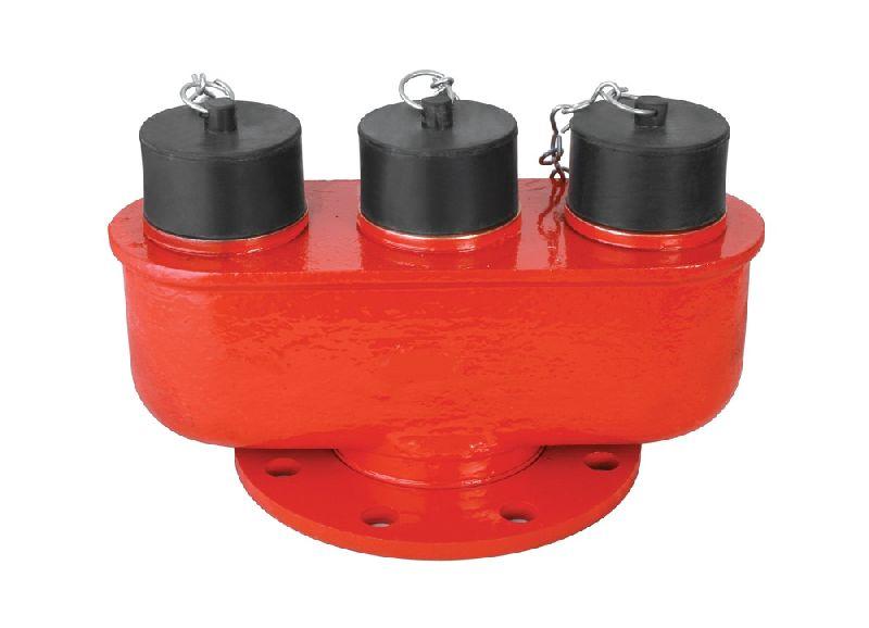 Three Way Fire Hydrant Valve