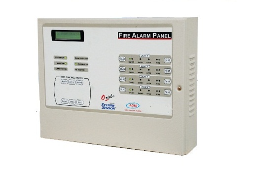 Oriel Series Fire Alarm Panel 02