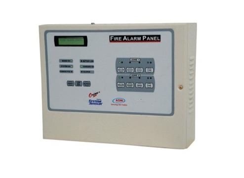 Oriel Series Fire Alarm Panel 01