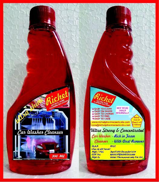 Richet Car Wash Liquid