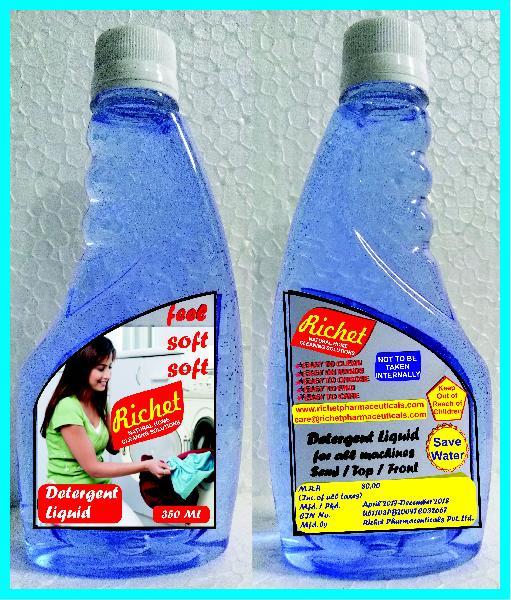 Richet Detergent Liquid