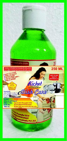 Richet Dishwash Liquid