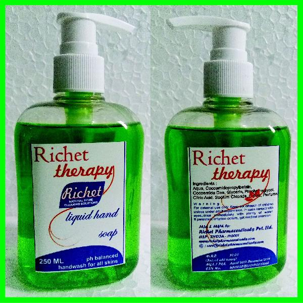 Richet Herbal Hand Wash Liquid