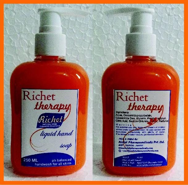 Richet Pearly Hand Wash Liquid