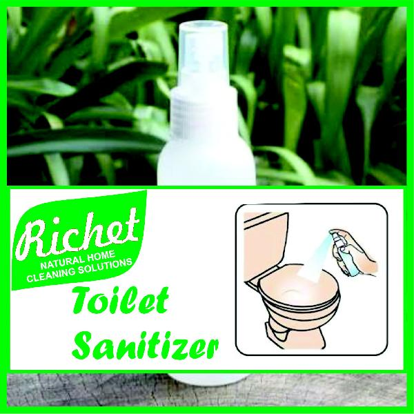 Richet Toilet Seat Sanitizer