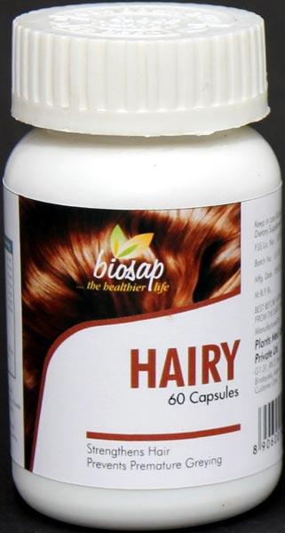 Hairy Capsules