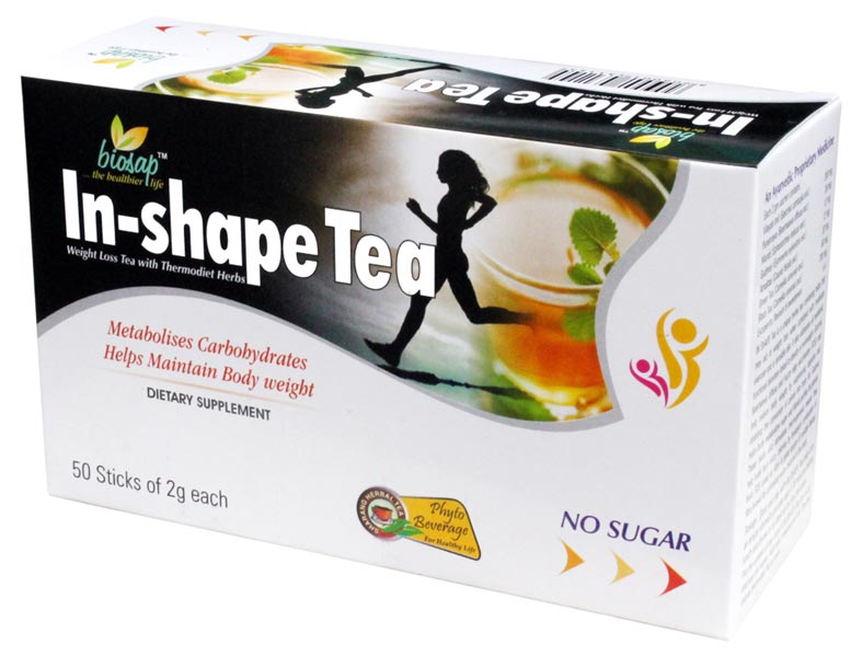 In Shape Tea