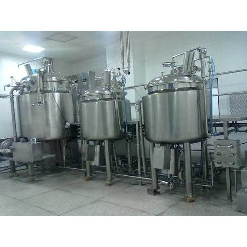 Ointment Manufacturing Plant 01