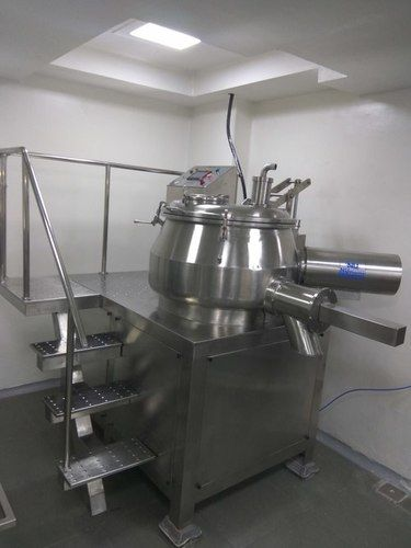 Rapid Mixer Granulator 01