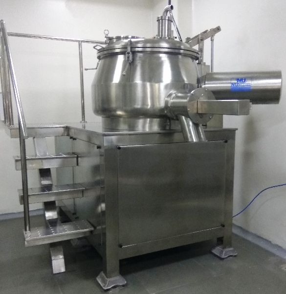 Rapid Mixer Granulator 02