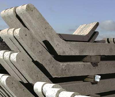 Concrete Fencing Poles 02