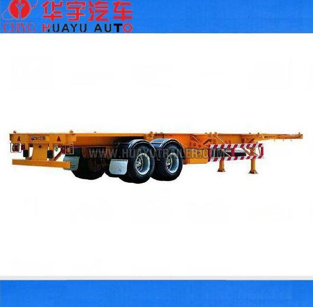 20FT container skeleton semi trailer