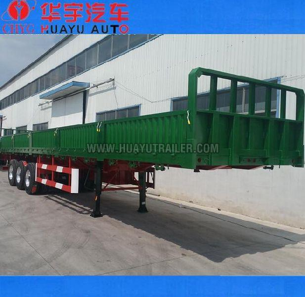 3 Axle Cargo Semi Trailer