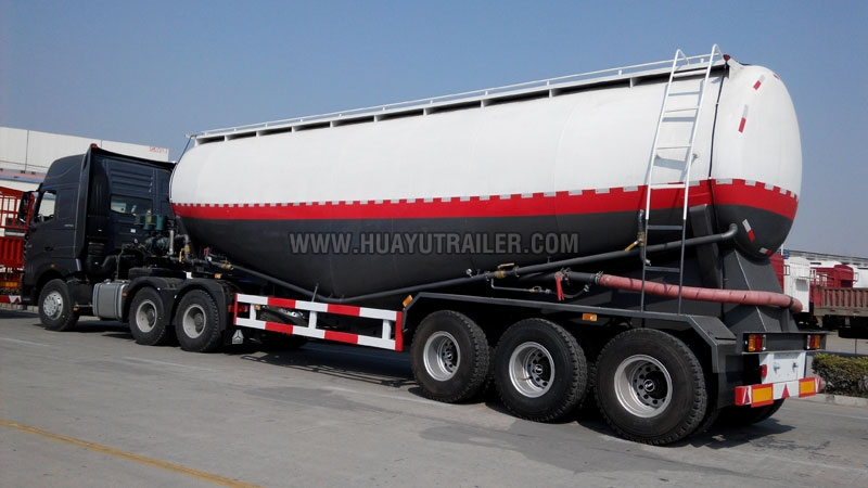 60M3 bulk cement semi trailer