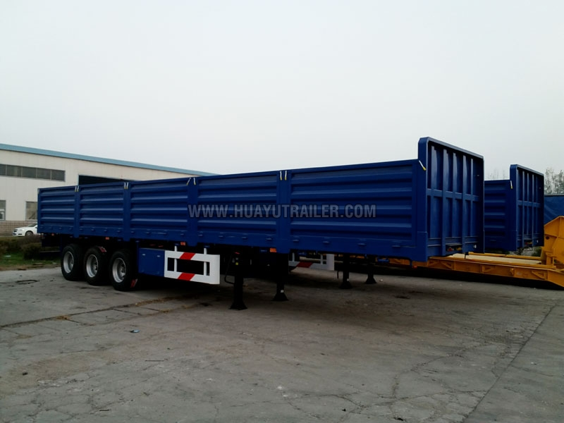 side wall semi trailer