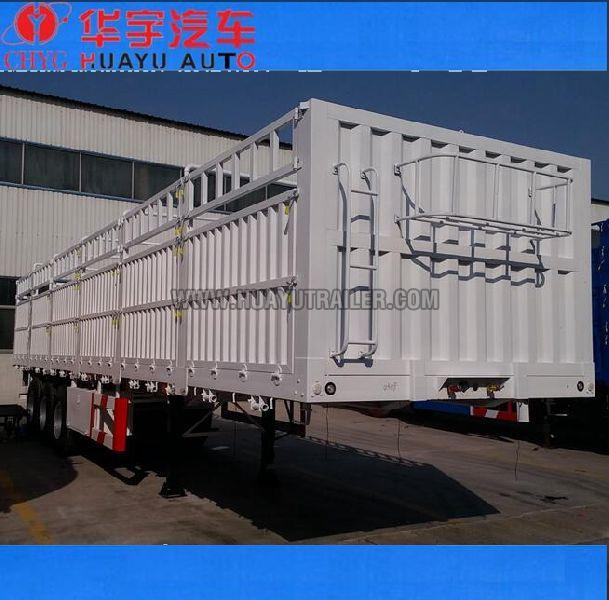 Tri Axle fence semi trailer