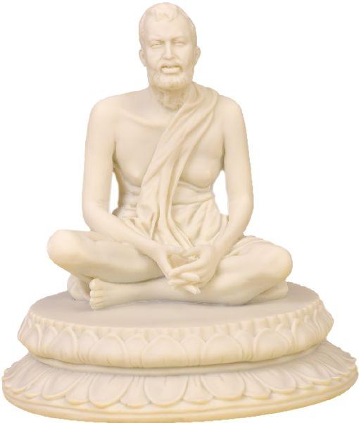 Sri Ramakrishna Statue-Marble