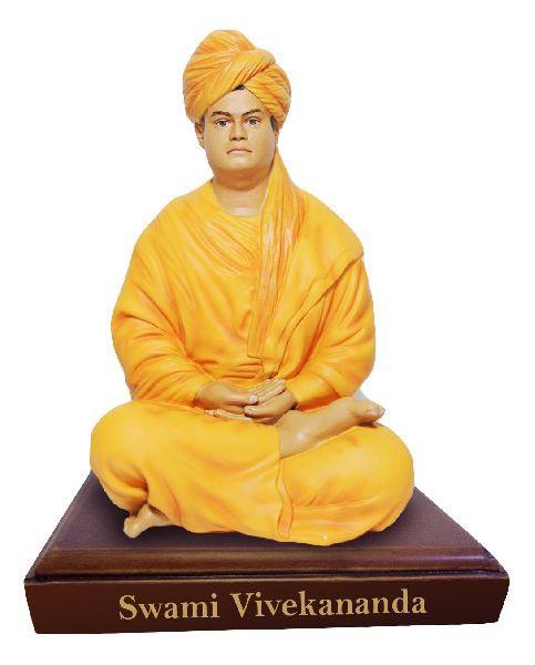 Swami Vivekananda Statue (14cm)