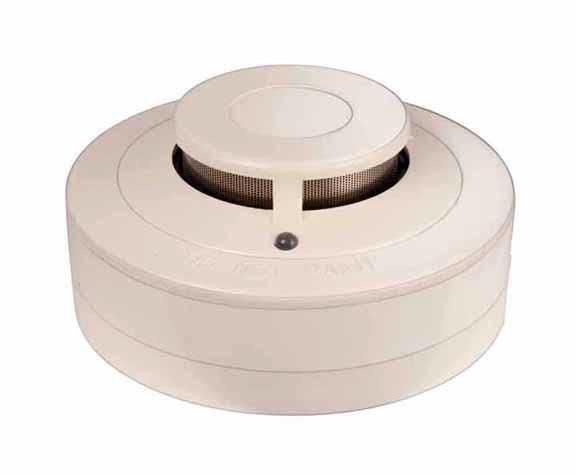 Smoke Detector Alarm System