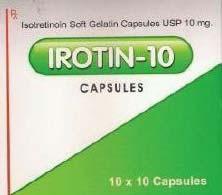 Irotin-10 Capsules