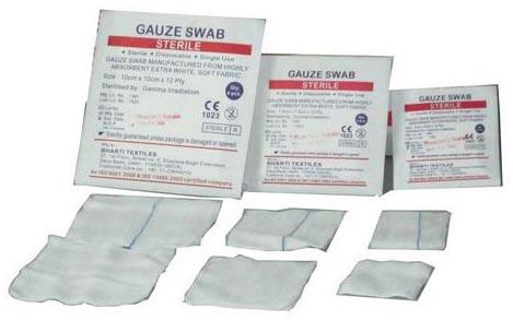 Sterile Gauze Swabs