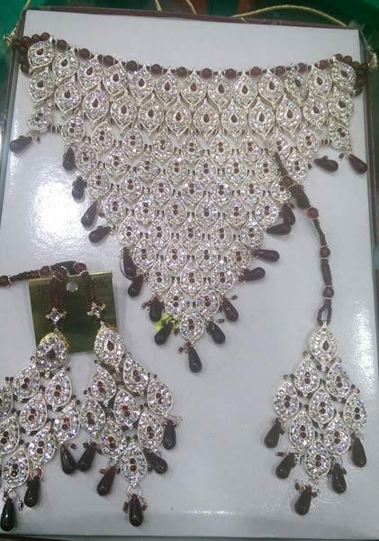 Fancy Necklace Set