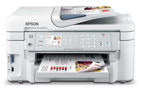 Epsons Copier Machine
