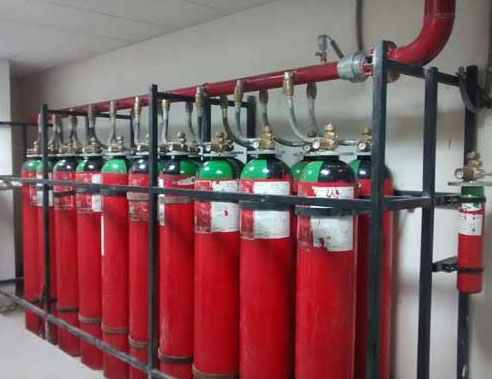Gas Suppression Systems Gas Fire Suppression Gas Flooding