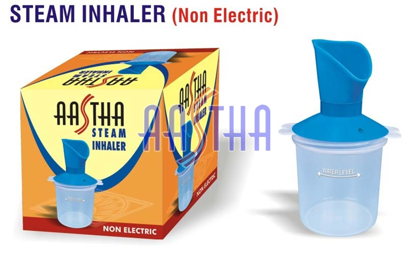 Non Electric Steam Inhaler
