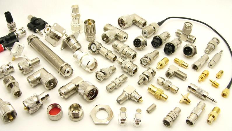 1.8mm-2.4mm-2.92mm-3.5mm Adaptors