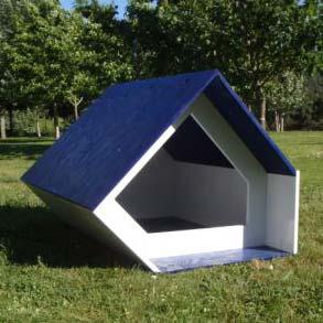 Dog Pet House 04