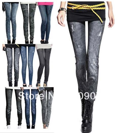 Denim Jegging 01