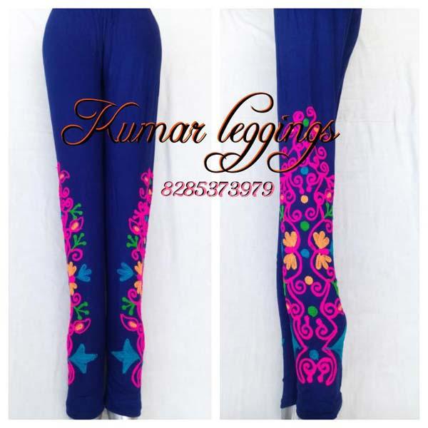 Embroidered Legging 06