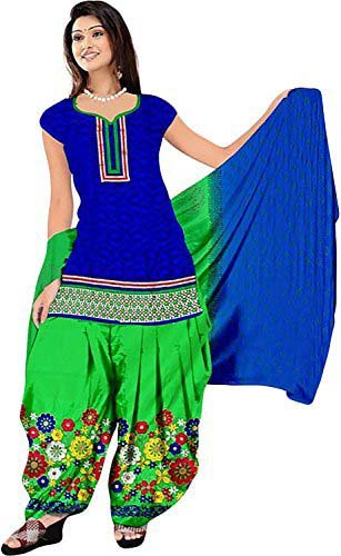 Embroidered Patiala Salwar 01