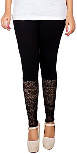 Half Net Legging 01