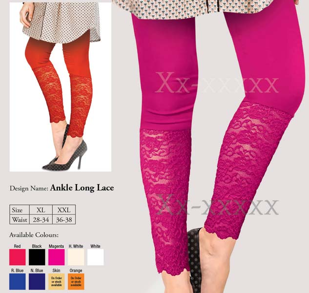 Half Net Legging 04